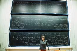 """Claire Voisin: """"A matemática que se dá na escola não tem grande significado"""""""